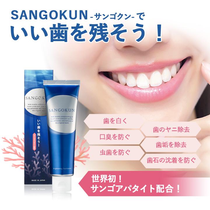 SANGOKUN-珊瑚くん歯磨きR-